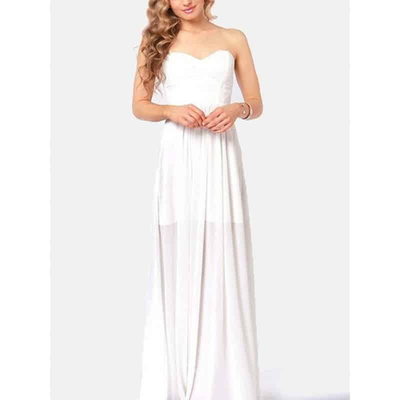 елеганта официална рокля