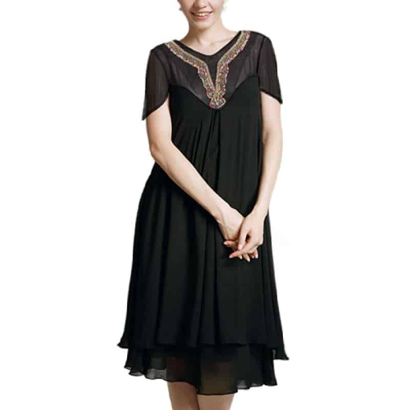 Официлна рокля макси